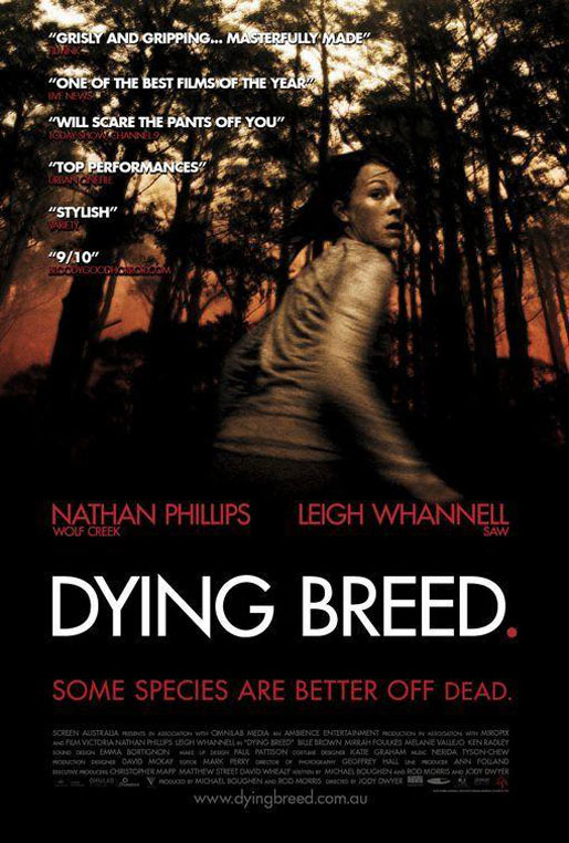 Dying Breed Poster #3