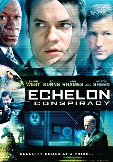 Echelon Conspiracy Poster #3