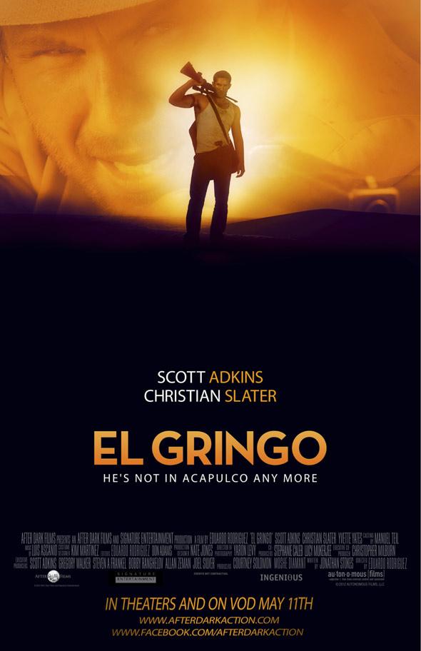 El Gringo Poster #1