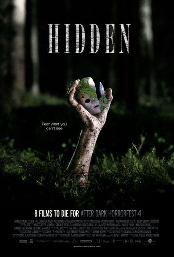 Hidden (Skjult) Poster