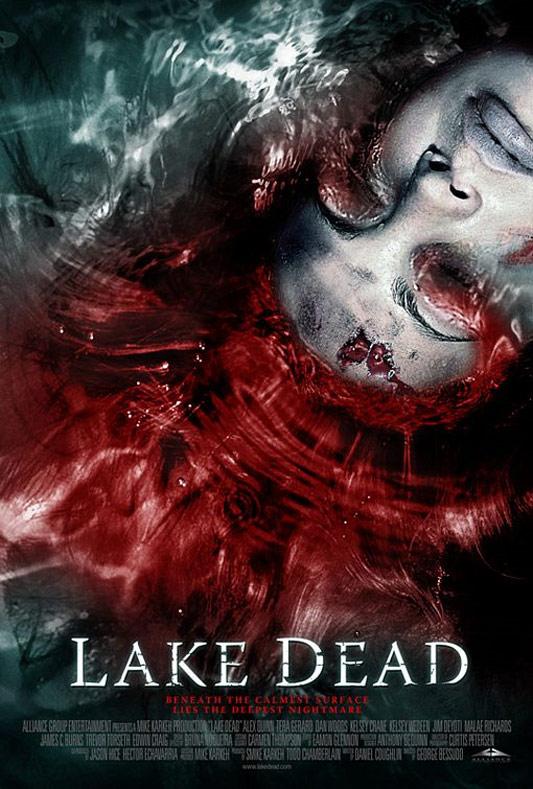 Lake Dead Poster #2