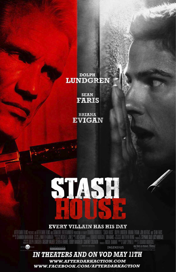 Stash House Poster