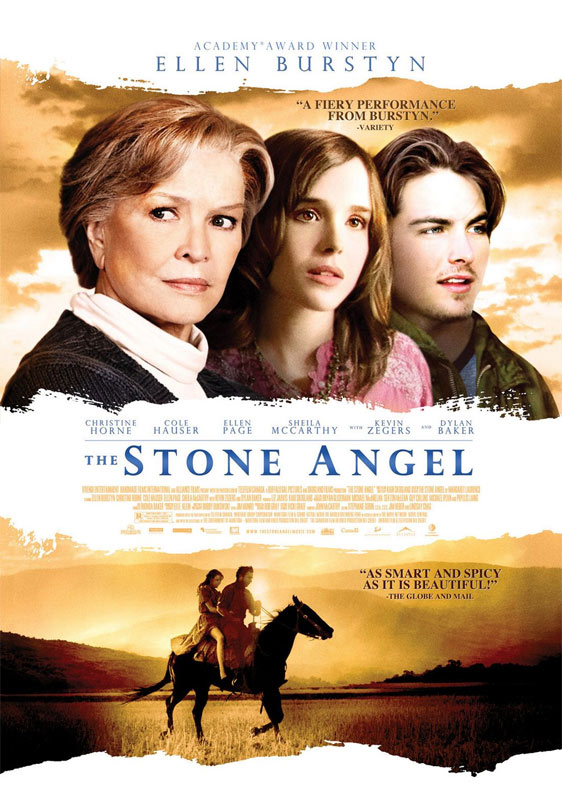 The Stone Angel Poster #2