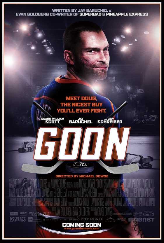 Goon Poster #6