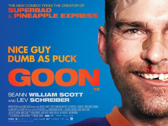 Goon Poster #7