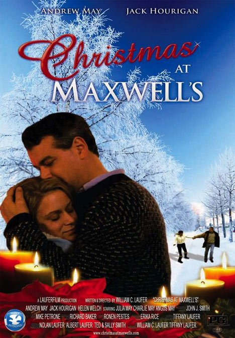 Christmas at Maxwell's Poster #1