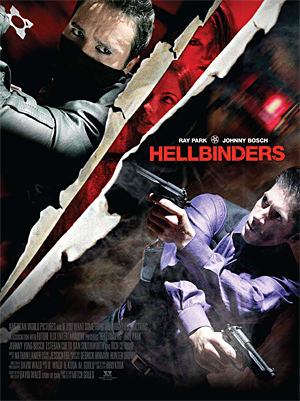 Hellbinders Poster #2