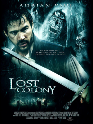 Lost Colony Poster #1