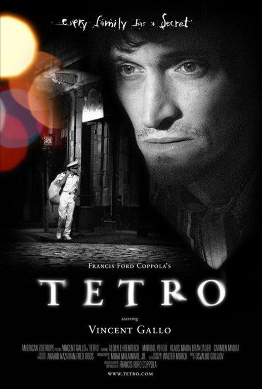 Tetro Poster