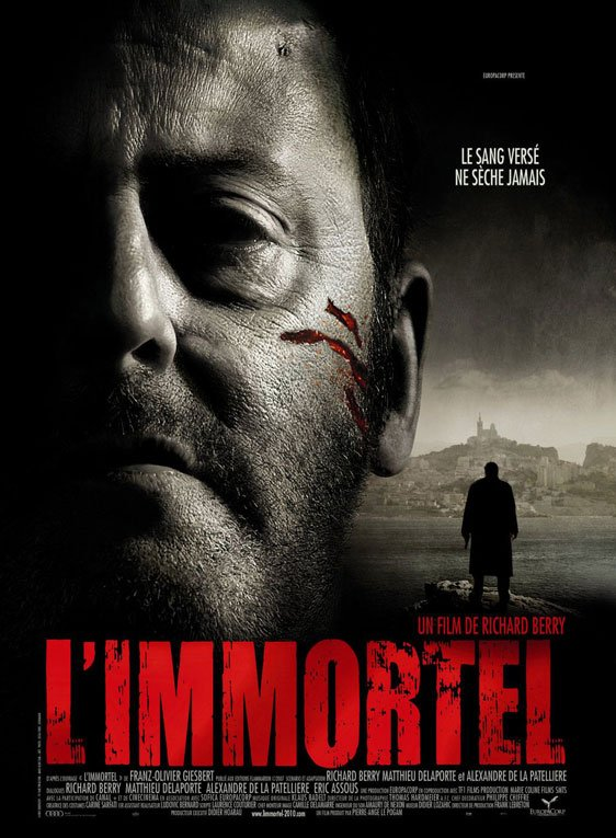 22 Bullets (L'immortel) Poster #3