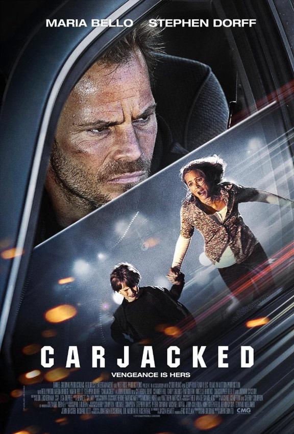 Carjacked Poster #1