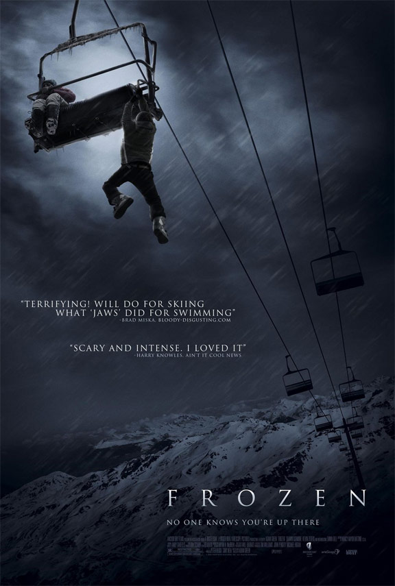 Frozen Poster #1