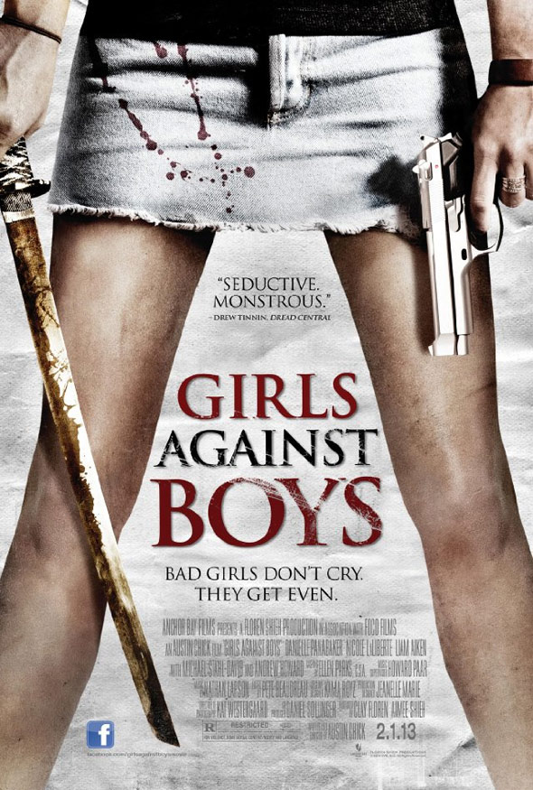 Girls Against Boys Poster #1