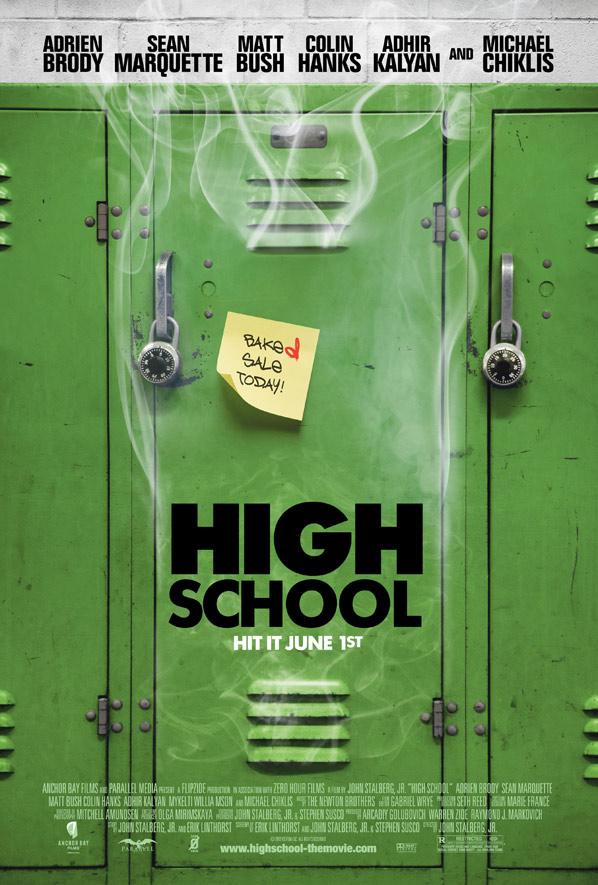 High School Poster #2