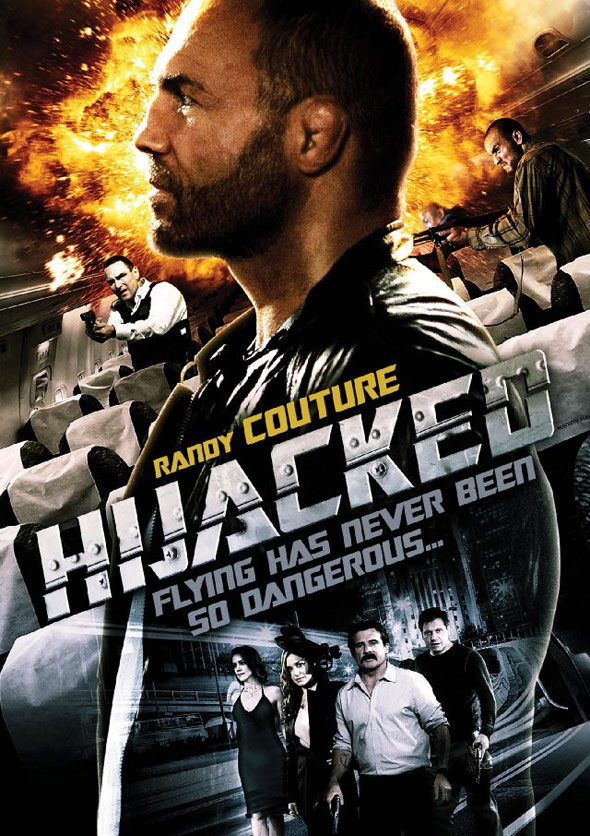 Hijacked Poster