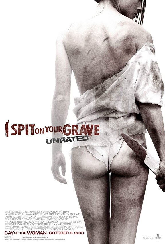I Spit On Your Grave Poster #2