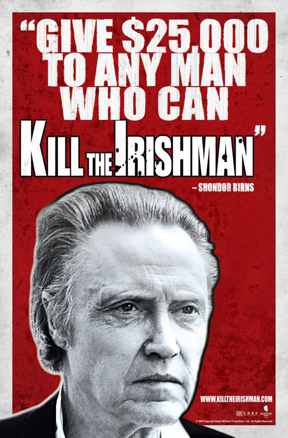 Kill the Irishman Poster #3