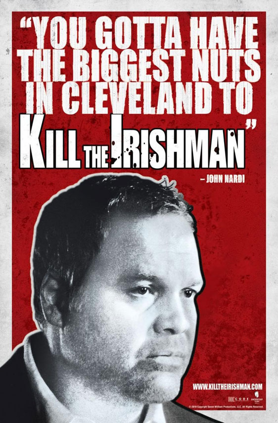 Kill the Irishman Poster #5