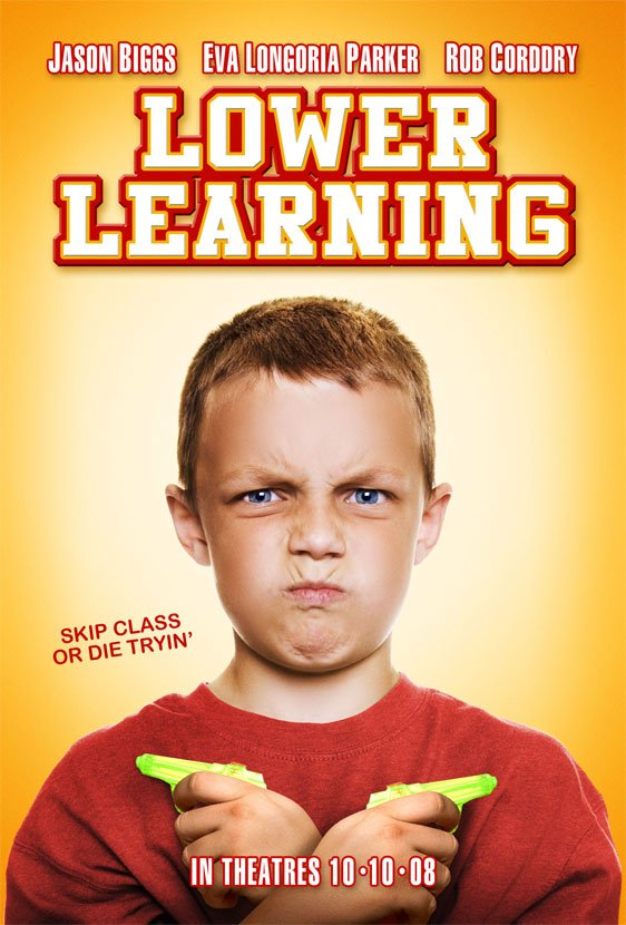 Lower Learning Poster #2