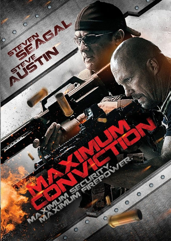 Maximum Conviction Poster