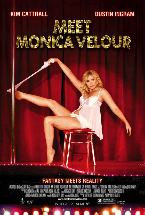 Meet Monica Velour Poster #1