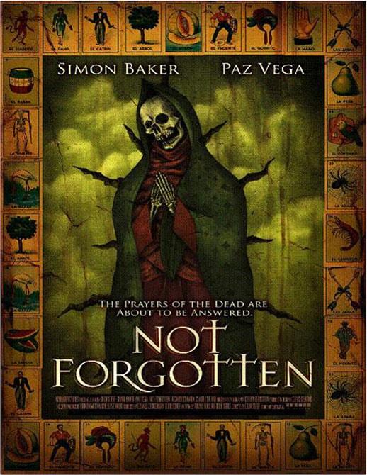 Not Forgotten Poster #2