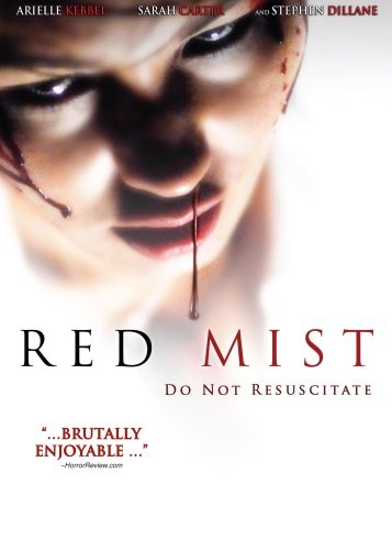 Red Mist (Freakdog) Poster
