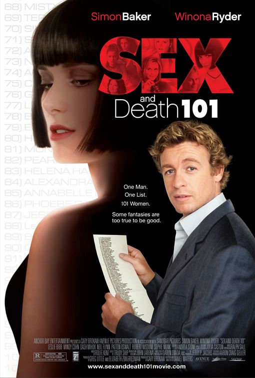 Sex and Death 101 Poster #1