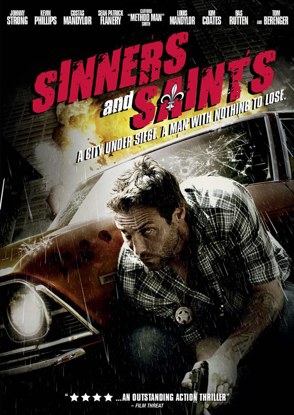 Sinners and Saints Poster #1
