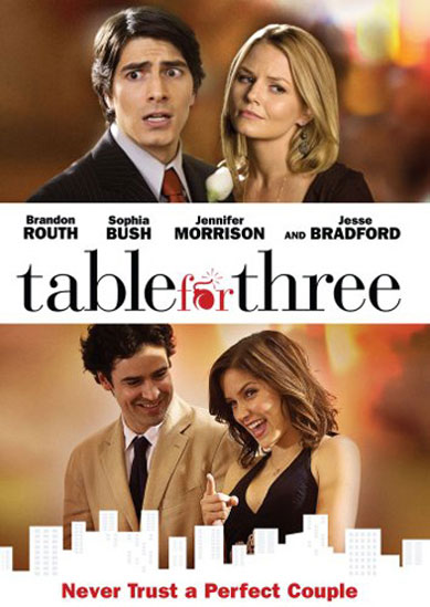 Table for Three Poster #1