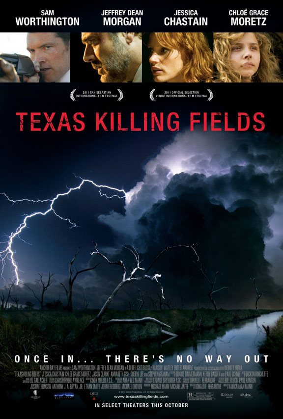 Texas Killing Fields Poster #2
