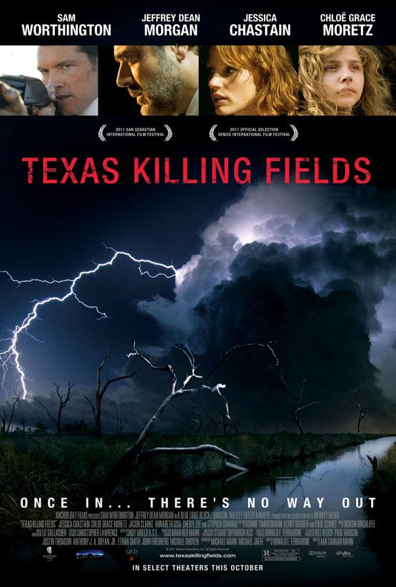 Texas Killing Fields Poster #2