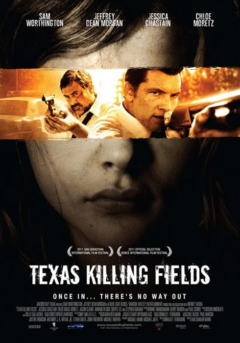 Texas Killing Fields Poster #3