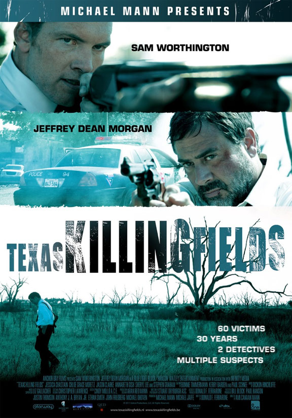 Texas Killing Fields Poster #4