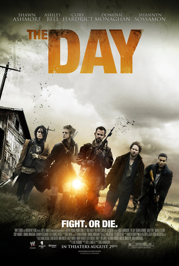 The Day Poster #7