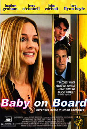 Baby on Board Poster #1