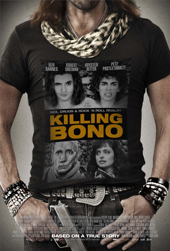 Killing Bono Poster #2