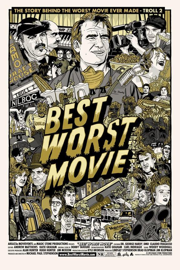 Best Worst Movie Poster #2
