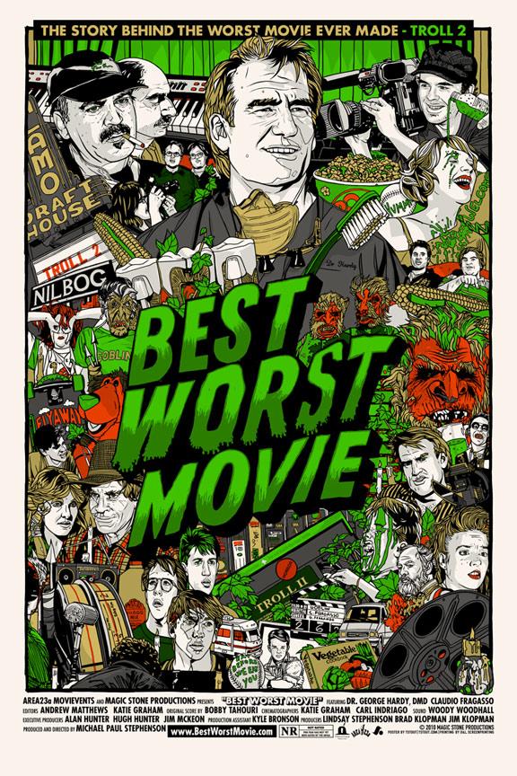 Best Worst Movie Poster #1