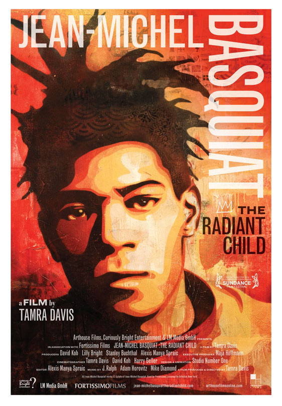The Radiant Child Poster