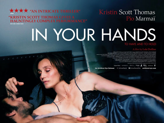 In Your Hands (Contre toi) Poster
