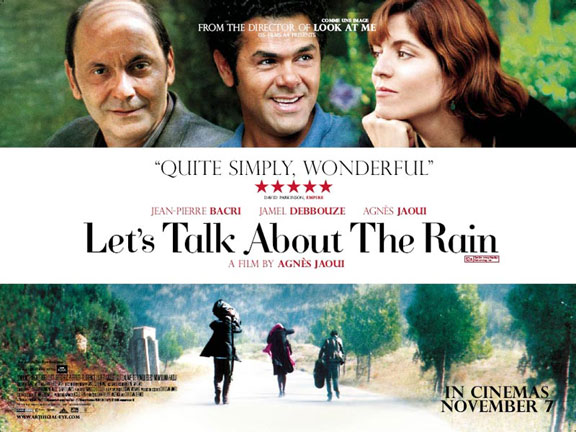 Let's Talk About the Rain (Parlez-moi de la pluie) Poster #2