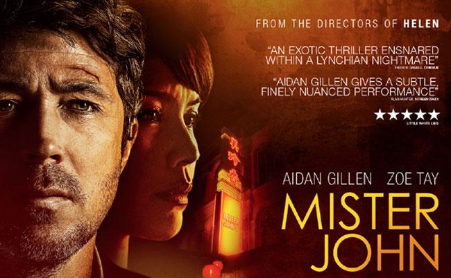 Mister John Poster #1