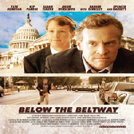 Below The Beltway Poster