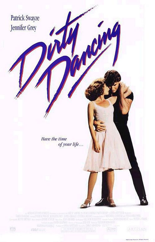 Dirty Dancing Poster #1