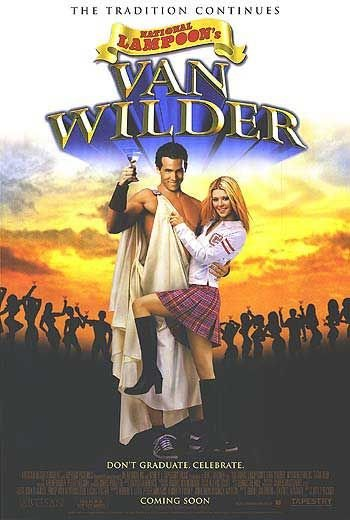 National Lampoon's Van Wilder Poster #1
