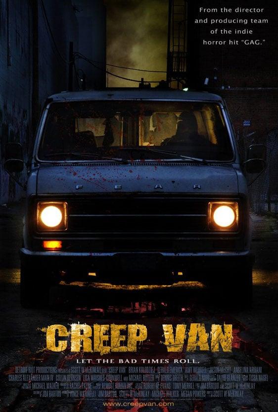 Creep Van Poster #1
