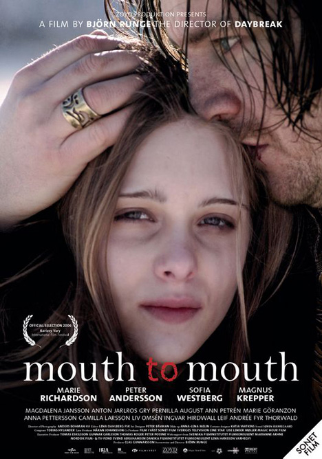 Mouth to Mouth Poster #1