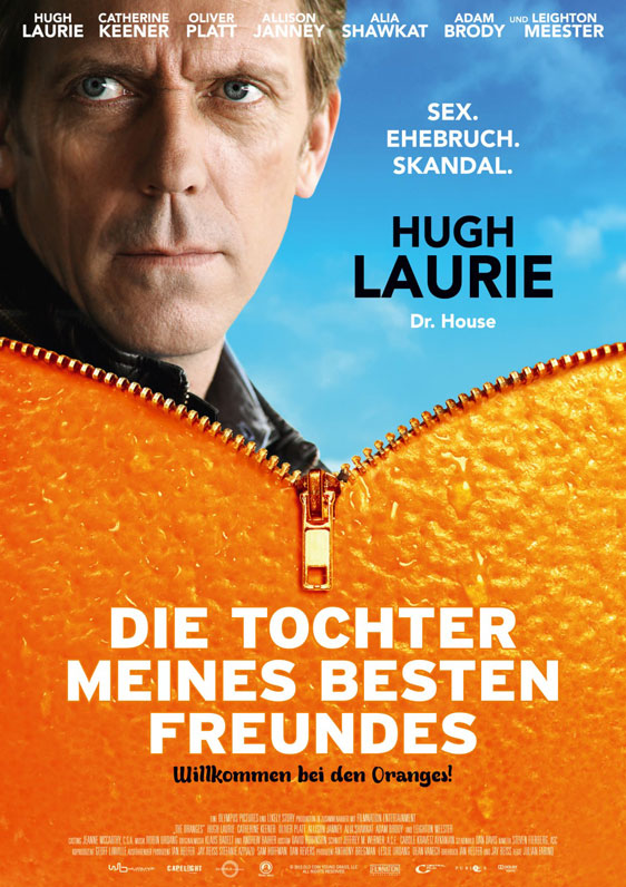 The Oranges Poster #5