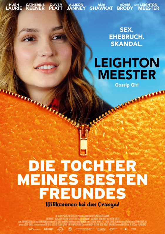 The Oranges Poster #6